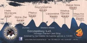 Ewangelizacja w Beskidach